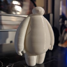 Picture of print of Baymax