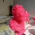 Bust of Marsyas at The Metropolitan Museum of Art, New York print image