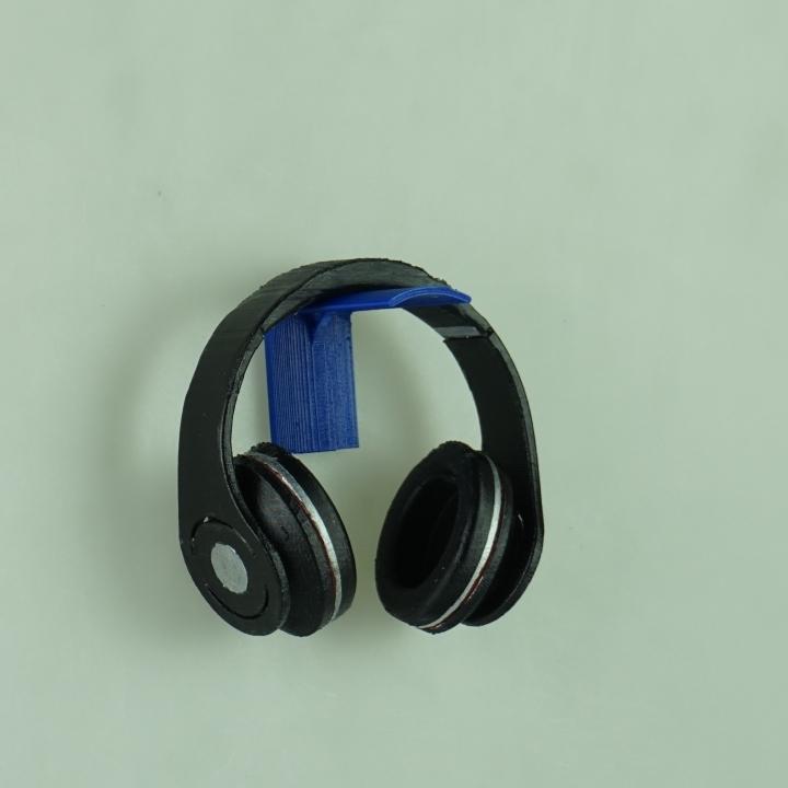 Simple Stylish headphone Stand