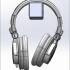 Headphone Stand, by Givingtnt : hidden screw, 2 piece design. print image