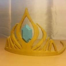 Picture of print of Elsa's Crown