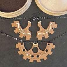 GearBox Clutch & Jewelry Set