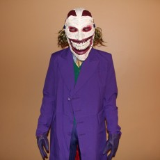 Picture of print of Joker Mask