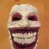 Joker Mask print image