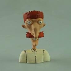 Nigel Thornberry Bust