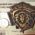 Grand Marshal Shield print image
