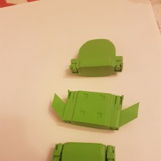 Picture of print of Thunderbird 2 - 2015