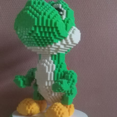 Picture of print of Yoshi - Mario