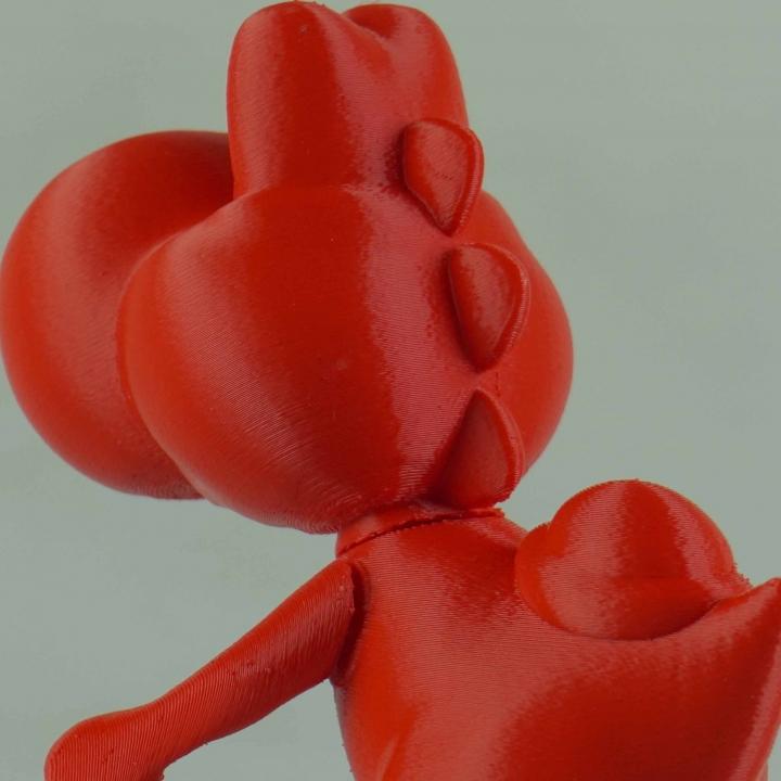 Yoshi - Mario