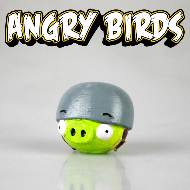 CORPORAL PIG - Angry Birds