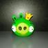 KING PIG - Angry Birds print image