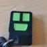 Volvo remote control case print image