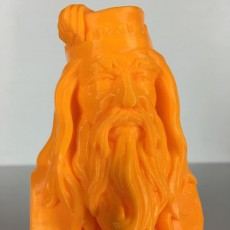 Picture of print of Albus Dumbledore Bust This print has been uploaded by Andrew Wu