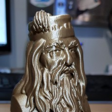 Picture of print of Albus Dumbledore Bust This print has been uploaded by SpikeUK