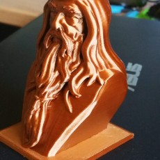 Picture of print of Albus Dumbledore Bust This print has been uploaded by Alex