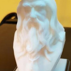 Picture of print of Albus Dumbledore Bust This print has been uploaded by Jon