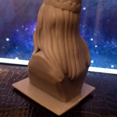 Picture of print of Albus Dumbledore Bust This print has been uploaded by Leonard L Roberts
