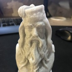 Picture of print of Albus Dumbledore Bust This print has been uploaded by Joe
