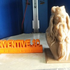 Picture of print of Albus Dumbledore Bust This print has been uploaded by INVENTIVE 3D