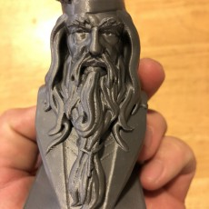 Picture of print of Albus Dumbledore Bust This print has been uploaded by David Way