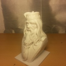 Picture of print of Albus Dumbledore Bust Questa stampa è stata caricata da Junior General