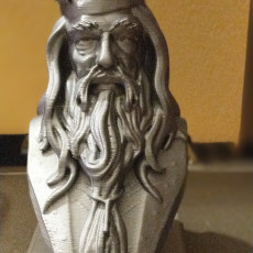 Picture of print of Albus Dumbledore Bust This print has been uploaded by alvaro