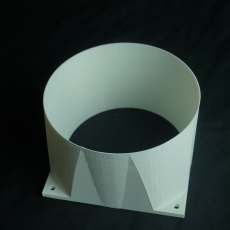 120mm Fan Tube