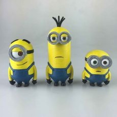 Minion Movie Trio