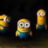 Minion Movie Trio print image