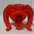 Balrog candle holder print image