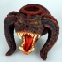 Balrog candle holder image