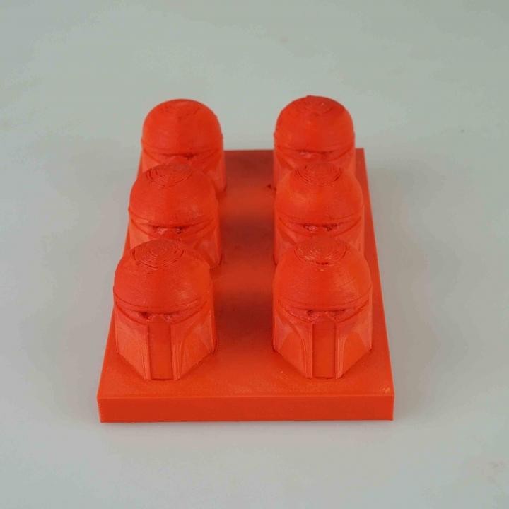 Boba Fett Ice Tray Mold