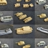 1:200 Tanks and Vehicles - Pack 3 image