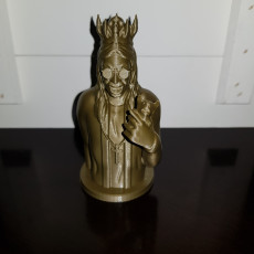 Picture of print of Metal Chess Set! (Resin print)