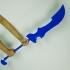 Legion commander sword (dota 2) image