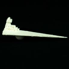 Imperial Star Destroyer from Star Wars v2
