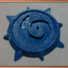 Picture of print of Hearthstone Pendant 这个打印已上传 David Rodriguez