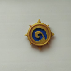 Picture of print of Hearthstone Pendant 这个打印已上传 Volodymyr Kompanietz