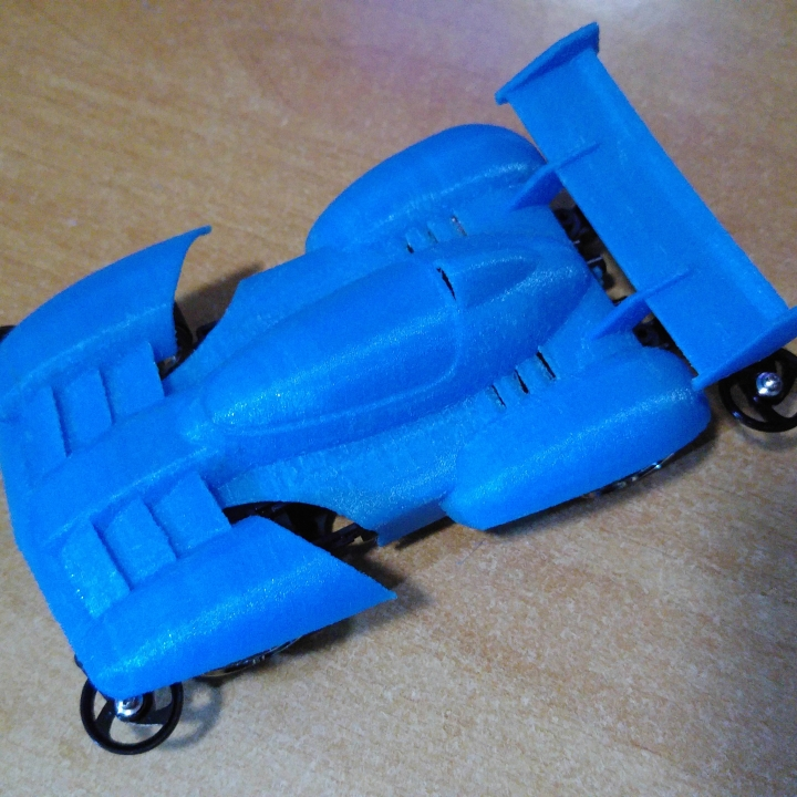 Mini 4WD (MS Chassis)