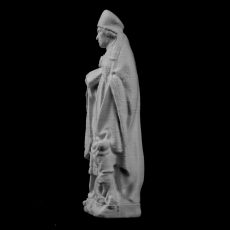 Saint Augustine at the Metropolitan Museum of Art, New York