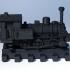 Dampflokomotive 1918 image