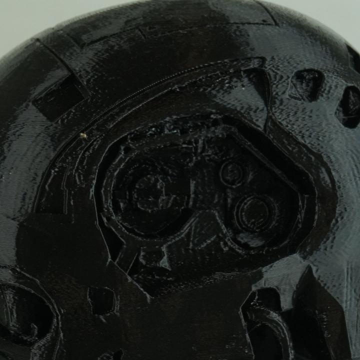 T-800 Terminator Skull