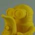 Baby Bob the Minion robot image