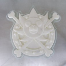 Picture of print of One Piece Thousand Sunny Figurehead