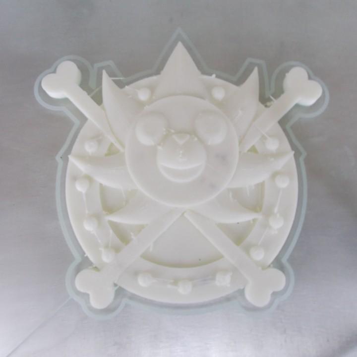 One Piece Thousand Sunny Figurehead