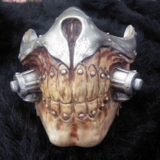 Picture of print of Immortal Joe Mask - Mad Max This print has been uploaded by Tina A Aubin