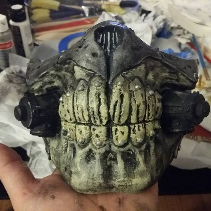 Picture of print of Immortal Joe Mask - Mad Max This print has been uploaded by FELIPE FERNANDEZ