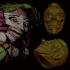 Joker Figurine Clip Head image