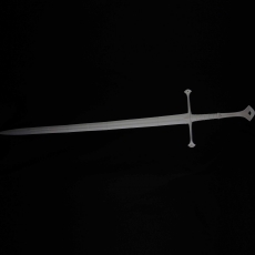 Anduril - Flame of the West - Lord of the Rings
