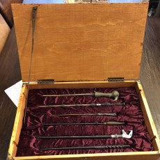 Picture of print of Voldemort's Wand